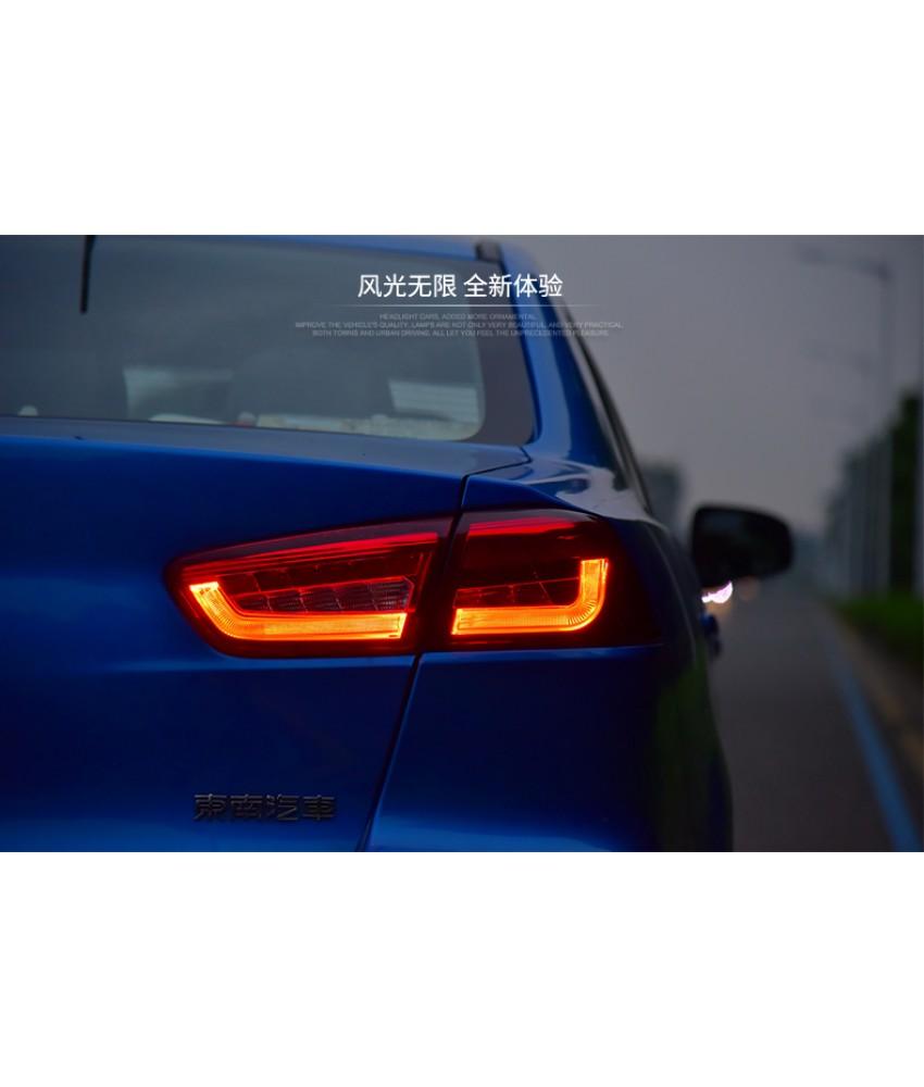 Задние фонари BMW-Стаил (Комлпект)