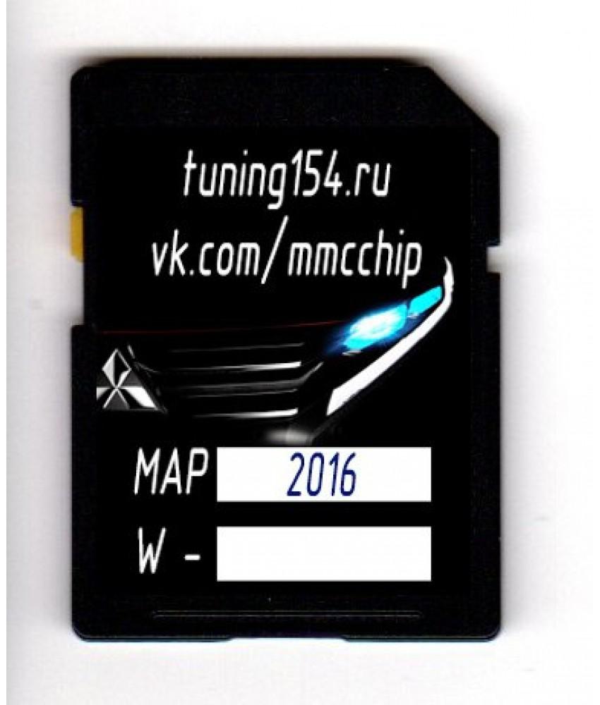 SD карта для MMCS W-версий