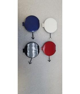 Заглушка в задний бампер в цвет P26 красный