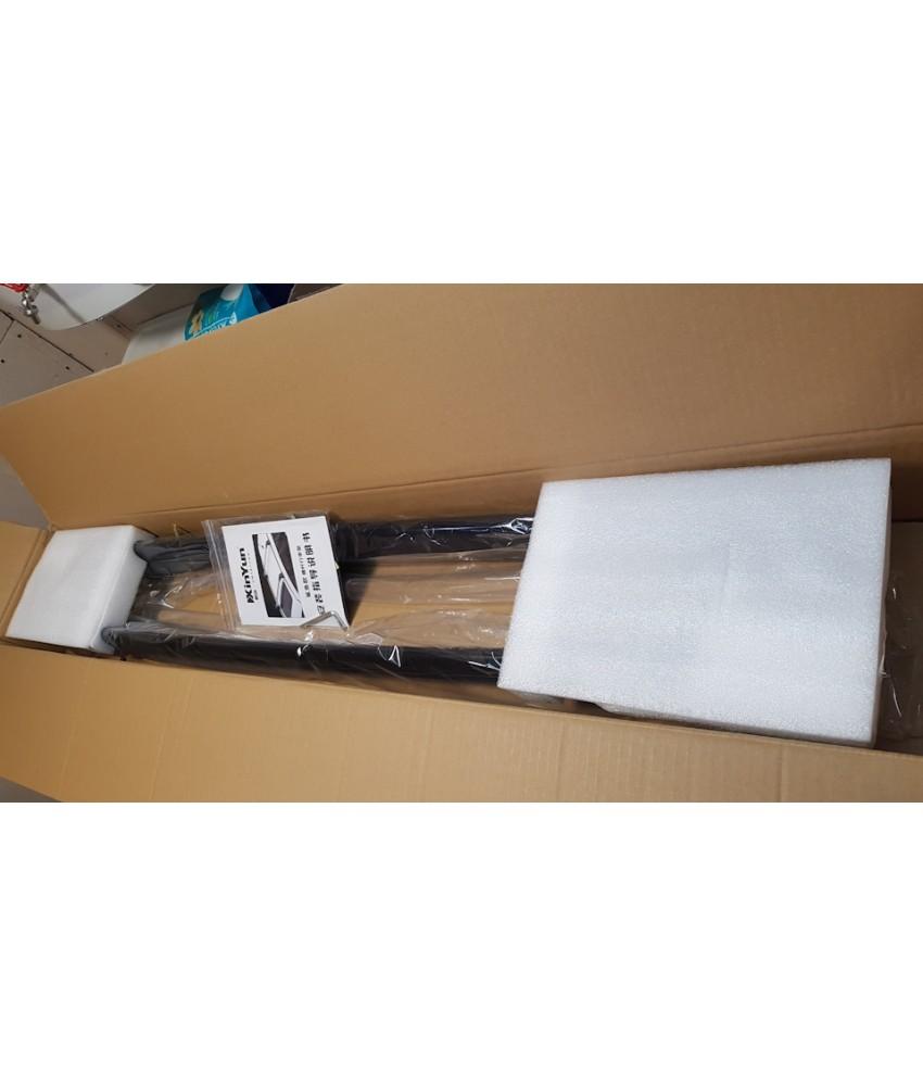 Поперечины для перевозки багажа на OUTLANDER 3, ACX Черные