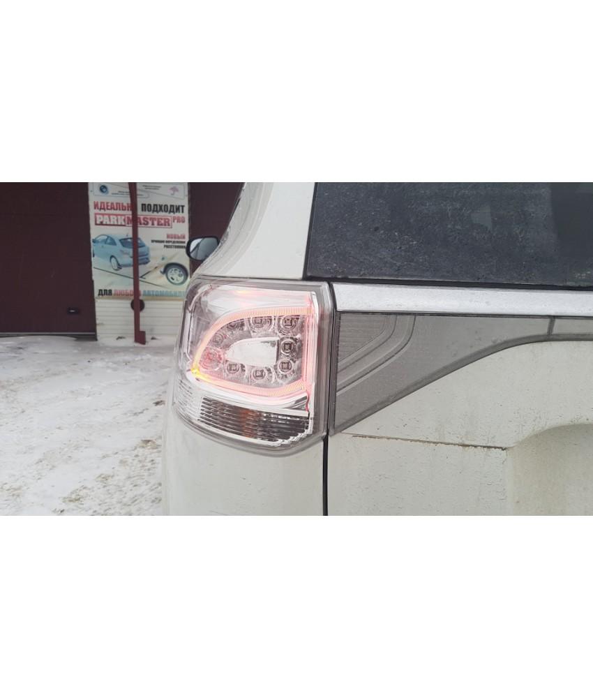 Задние фонари LED рестаил  для Outlander (3rd generation) 2012-2014