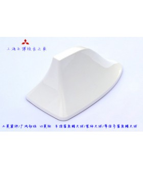 Плавник-антенна цвет белый